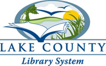 Lake County Library System (logo)