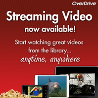 Overdrive now has Video Streaming!